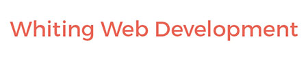 Whiting Web Development
